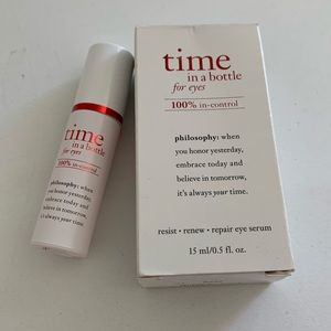 Philosophy Times in a bottle for eyes Serum